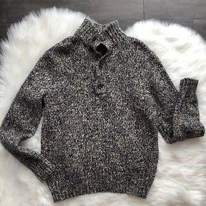 Polo Ralph Lauren Sweater SZ L 100% Cotton Mens